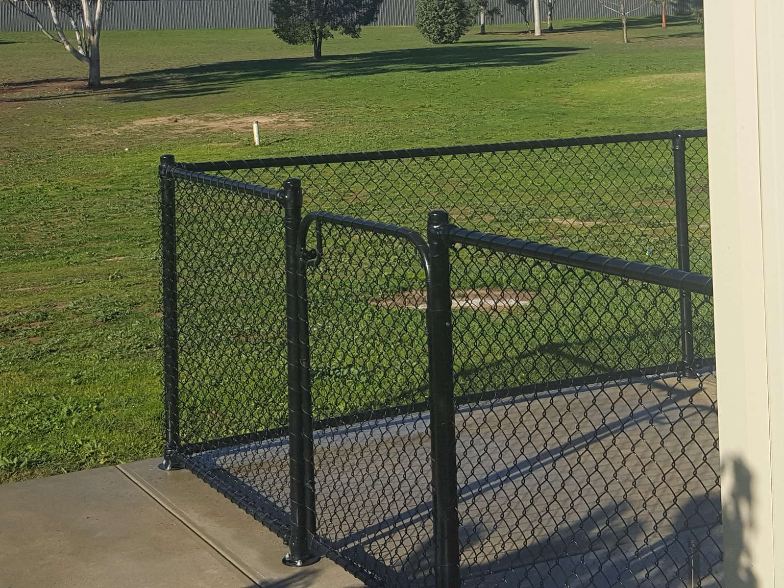 Chainwire fencing sa security