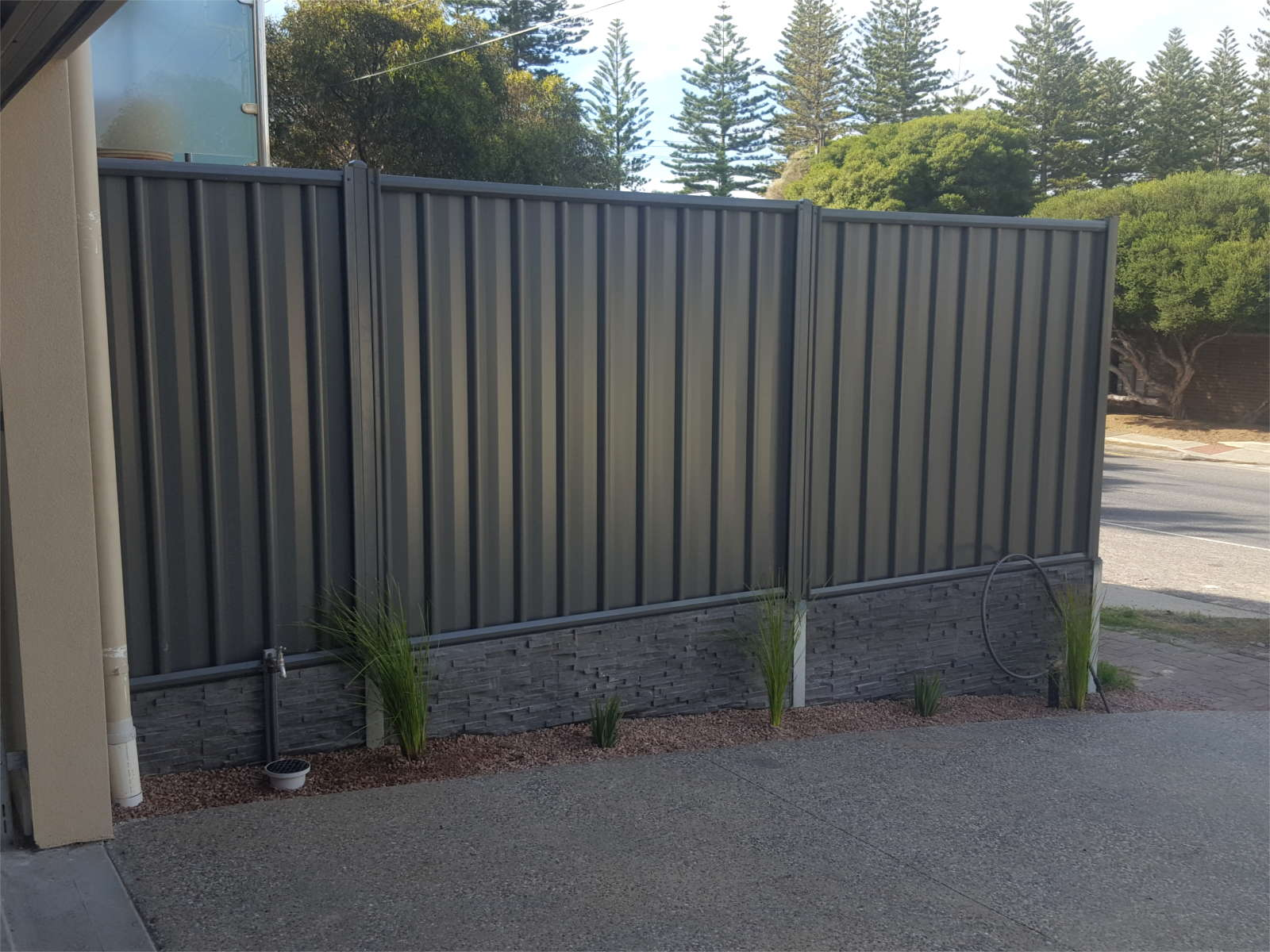 Colorbond Fencing Sa Security Fencing